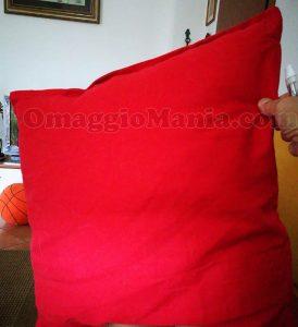 fodera cuscino GURLI di Daniela con IKEA