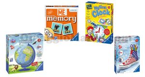 kit Ravensburger Back to School 2