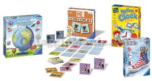 kit Ravensburger Back to School