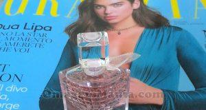 minitaglia da collezione Lancôme con Grazia