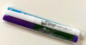 pennarelli magici cambiacolore Mr.Day di Lina