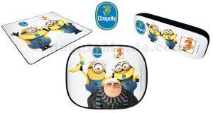 premi concorso Chiquita & Cattivissimo Me 3