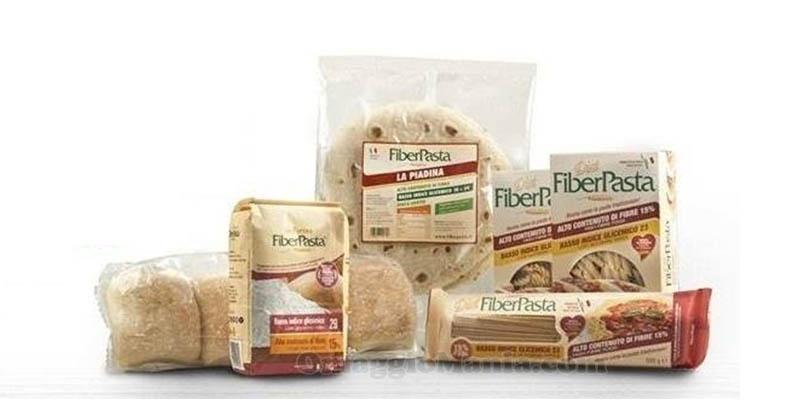 prodotti FiberPasta