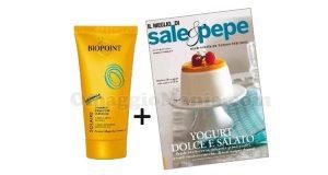 shampoo doposole Biopoint con Starbene 36 2017