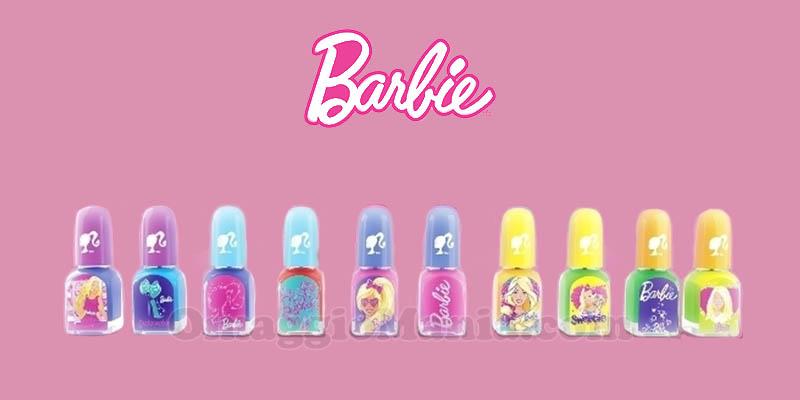 smalti Barbie omaggio merendine