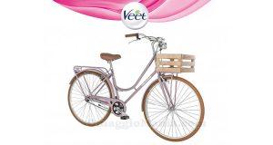 vinci bicicletta Alpina con Veet
