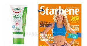 Aloe dermo-gel Equilibra con Starbene 38 2017