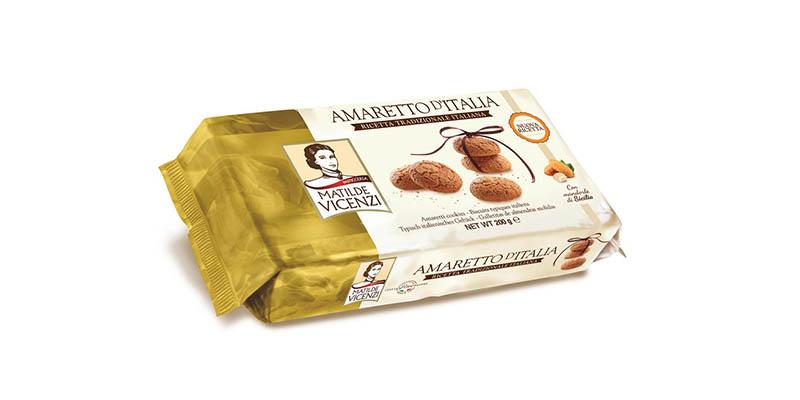 Amaretto d'Italia Matilde Vicenzi
