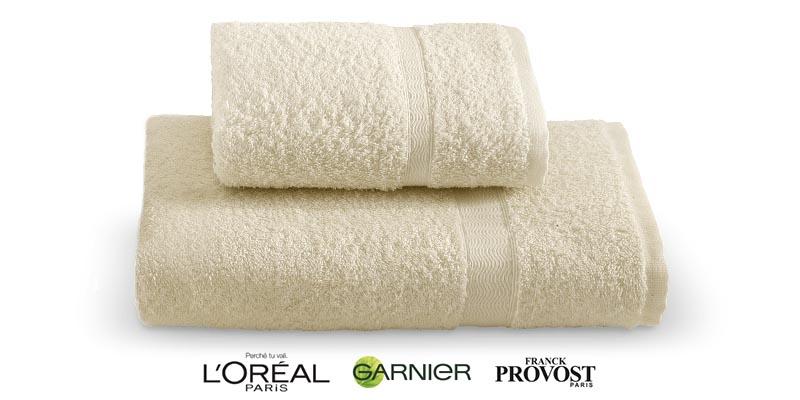 Bella te bella la tua casa set asciugamani Gabel