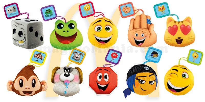 Emoji da McDonald's
