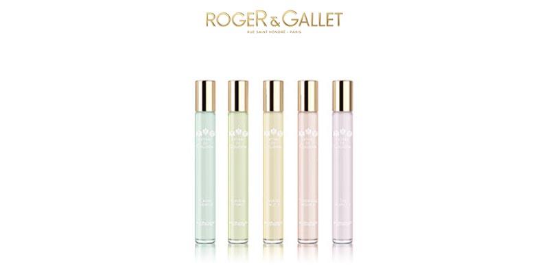 Extraits de Cologne Roger & Gallet