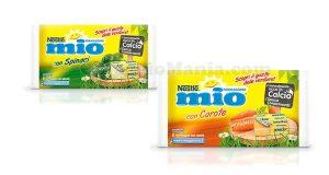Formaggino MIO Nestlé Carote Spinaci
