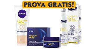 NIVEA Q10 Anti-Rughe Prova Gratis