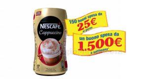 Nescafé Cappuccino Chiama & Vinci
