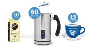 Puro Blu Parmalat ti regala la buona colazione italiana