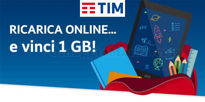 Ricarica TIM 1GB