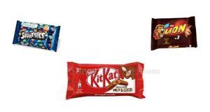 Smarties KitKat Lion Trio Nestlé