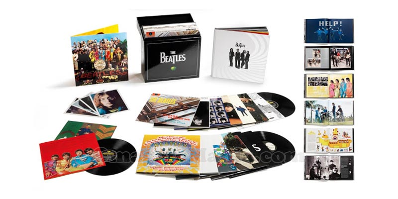 The Beatles Vinyl Collection De Agostini