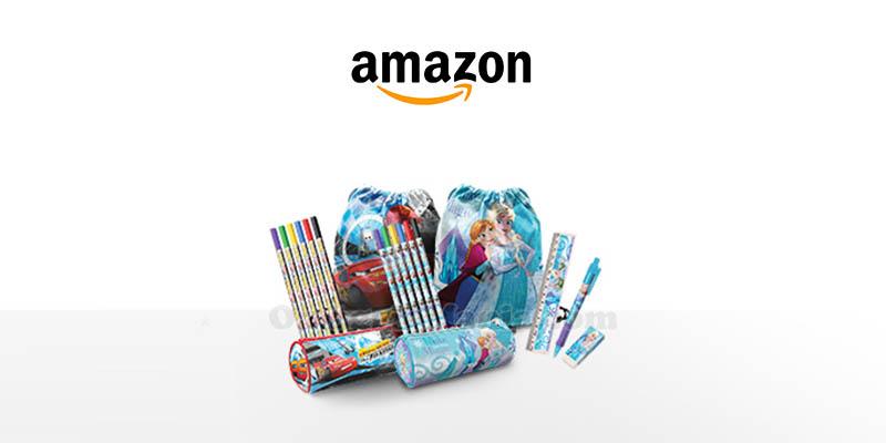Un rientro a scuola da favola su Amazon