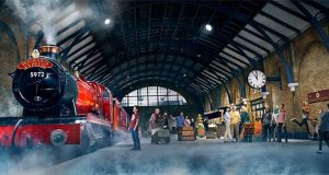 Warner Bros Studios Harry Potter Londra