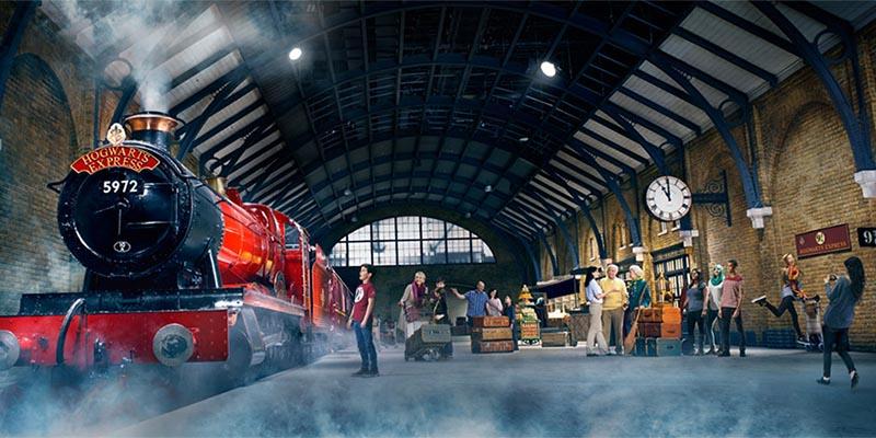 Warner Bros Studios Harry Potter Londra