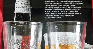 bicchieri Birra Ichnusa di Elena