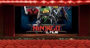 biglietti cinema LEGO Ninjago Il film