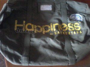borsone Happiness for Sammontana di Filippo