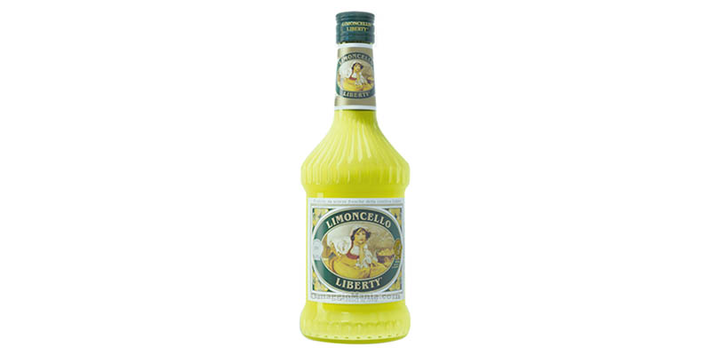 bottiglia Limoncello Liberty