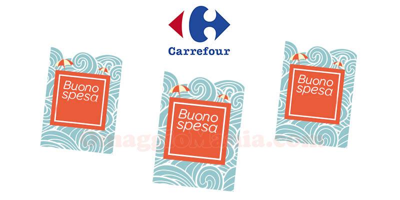 buoni spesa Carrefour