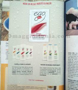 campione omaggio shampoo Ego Selex con ViviClub Famila