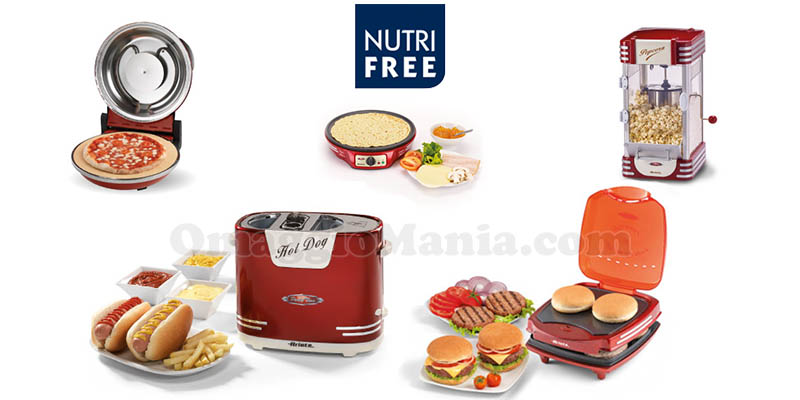 concorso Nutrifree Food&Club - It's party time