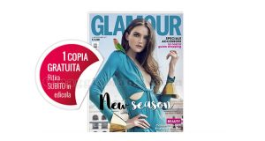 coupon omaggio Glamour 303