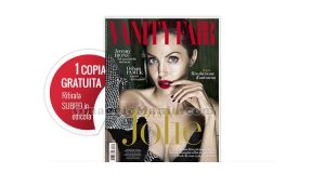 coupon omaggio Vanity Fair 38 2017