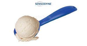 dosatore gelato omaggio con Sensodyne