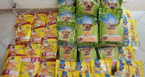 fornitura cibo per cani e gatti Giorni da Junior 2016-2017 di Marco