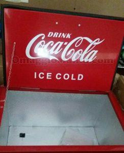 ghiacciaia Coca Cola di Nadia 1