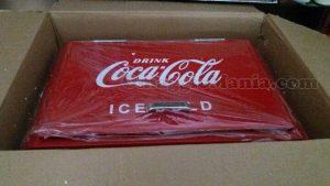 ghiacciaia Coca Cola di Nadia 2