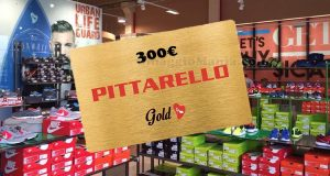 gift card Pittarello 300 euro