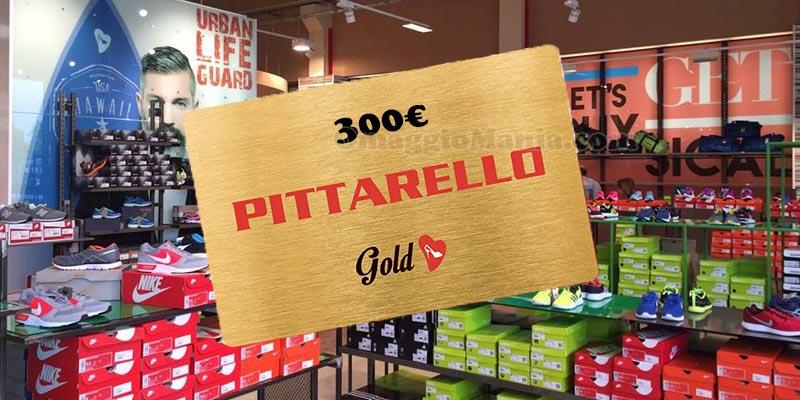 gift card Pittarello 300 euro
