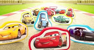 gommine Cars 3 da ENI Station