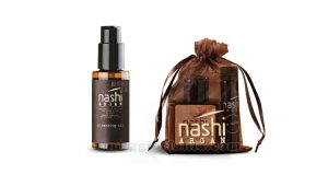 kit Nashi Argan e Cleansing Oil