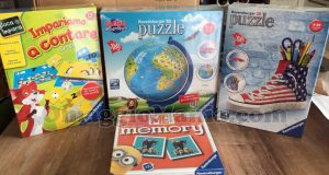 kit Ravensburger Back to School di Marina
