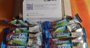 kit di campioni omaggio Purina Dentalife