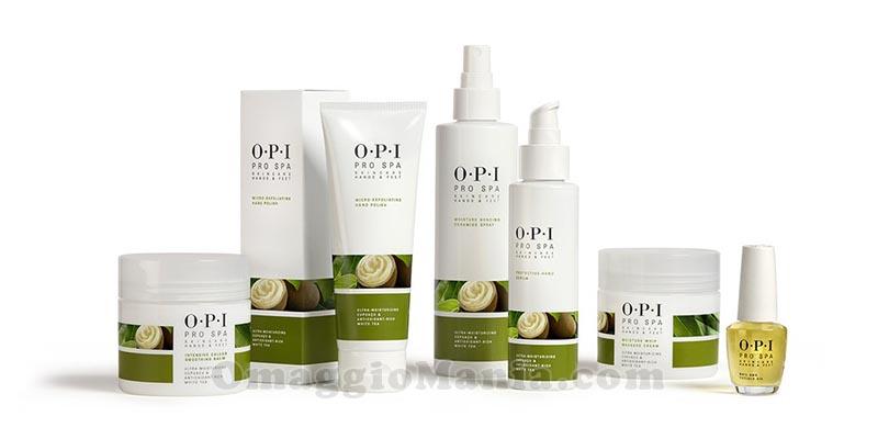 kit di prodotti OPI Pro Spa