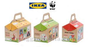 kit gioco bimbi WWF IKEA