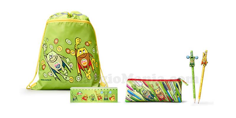 kit scuola Zespri School Kit
