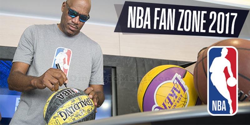pallone NBA autografato da Ron Harper