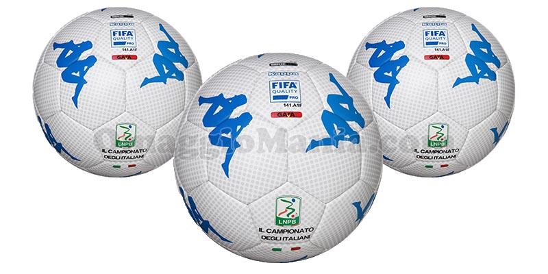 pallone ufficiale Serie B 2017-2018