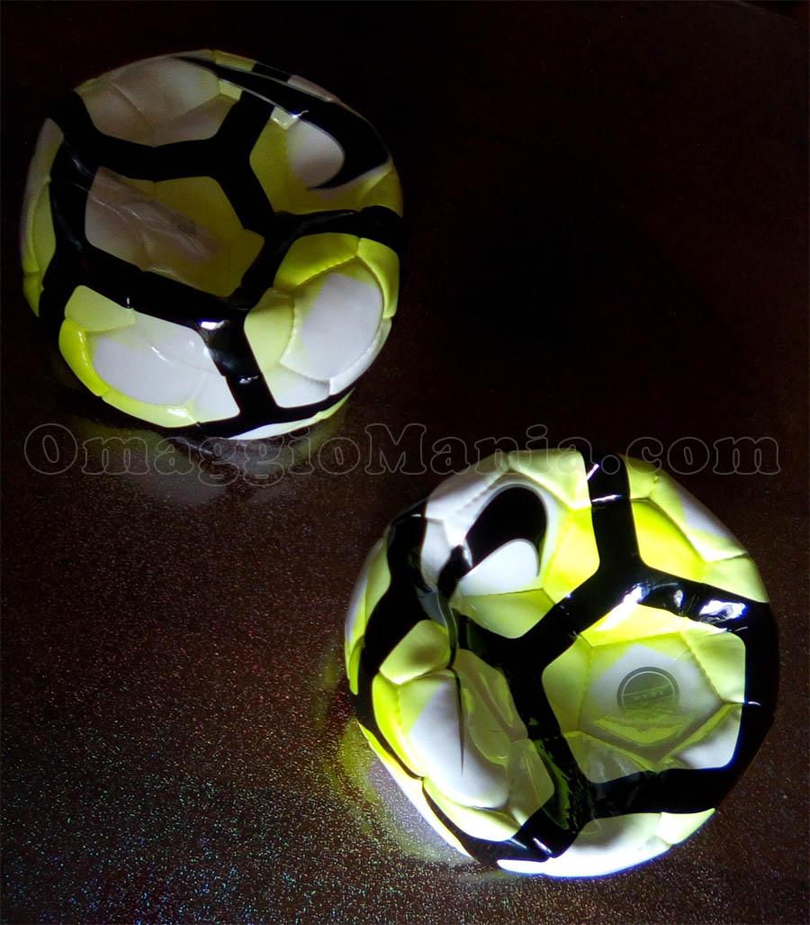 palloni H&S ti porta allo stadio di Mery